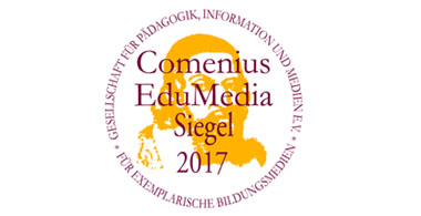 Comenius-EduMedia-Siegel 2017